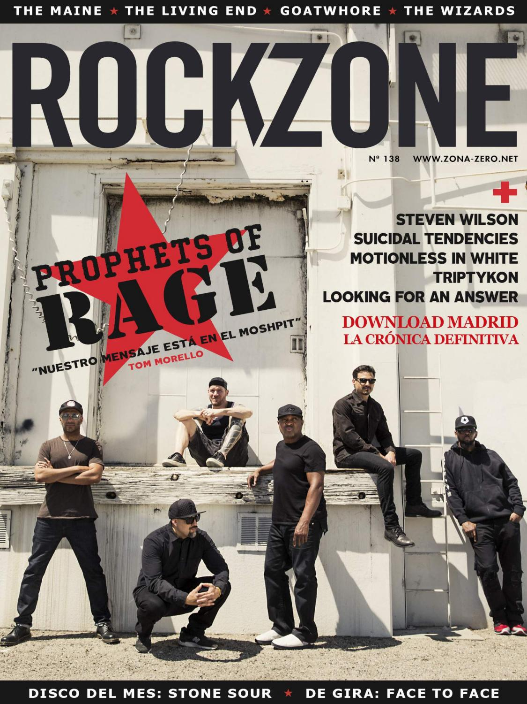 Rockzone 138 By Rockzone Issuu