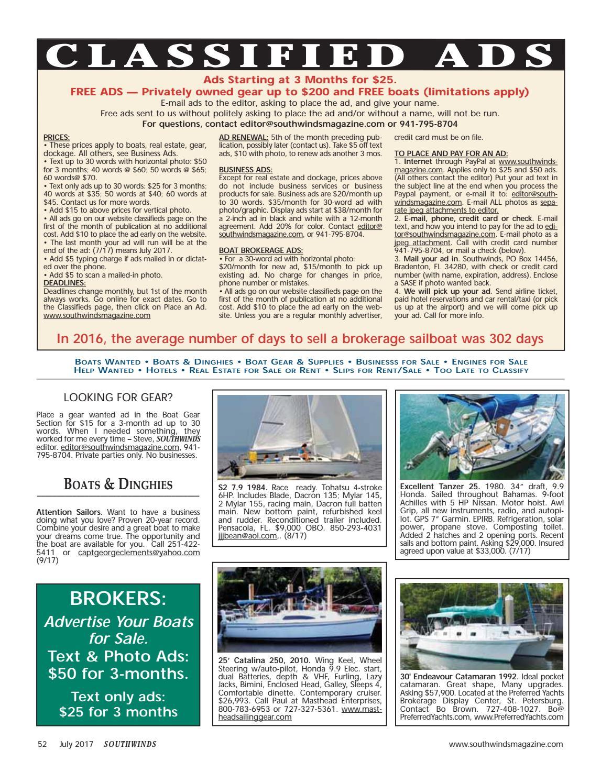 Southwinds July 2017 by SOUTHWINDS Magazine - issuu