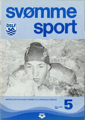 d23830b58c8 Svømmesport 1984 09 by Svømmenørden - issuu