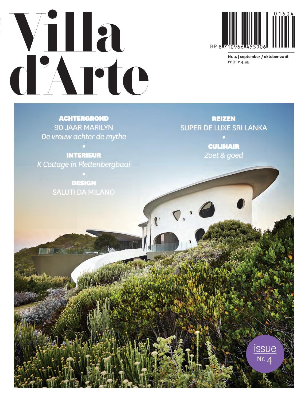 Tv Meubel Riviera Met Louvre Deurtjes.Villa D Arte 4 2016 By Villa D Arte Issuu
