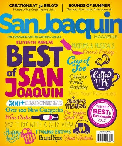b6c7a1a7b San Joaquin Magazine July 2017 by San Joaquin Magazine - issuu
