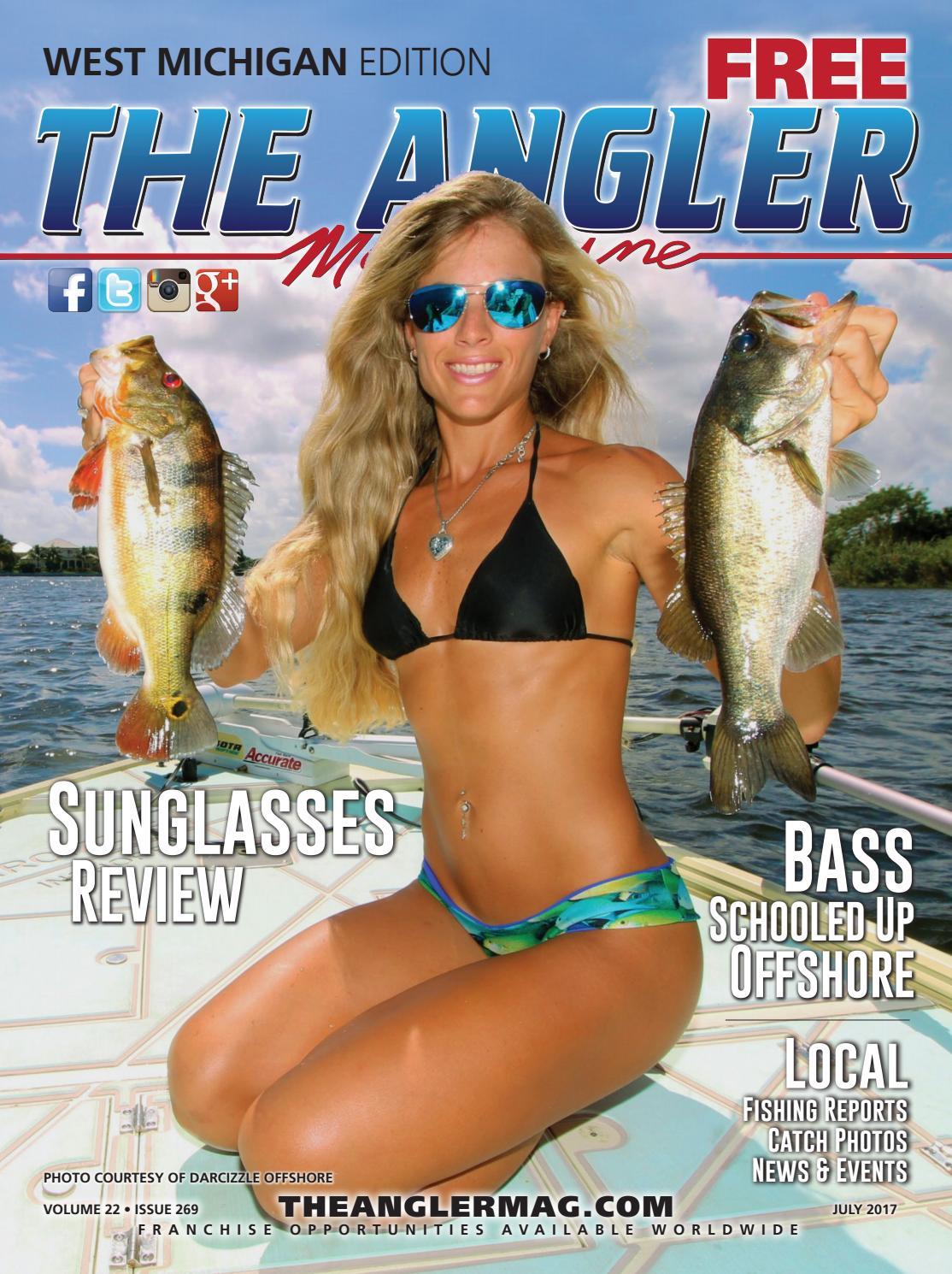 84d08040e09 The Angler Magazine - July   West Michigan by Coastal Angler ...
