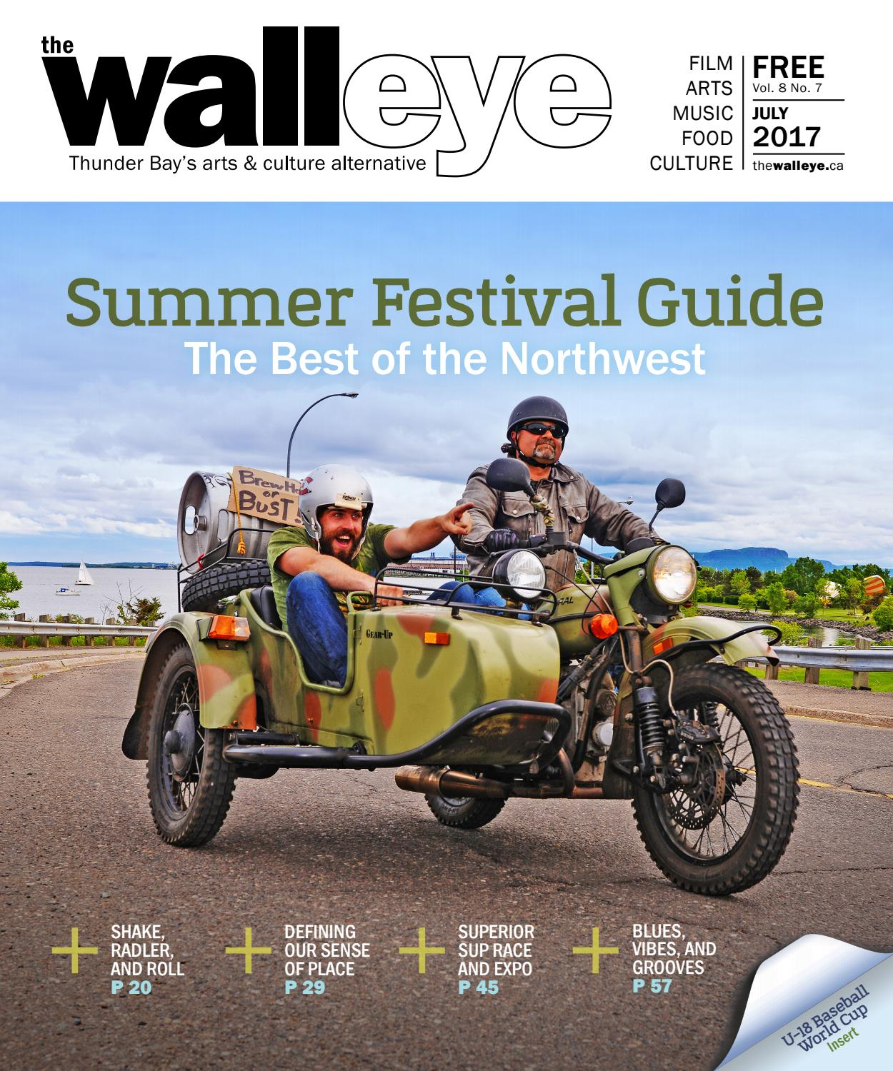 July 2017 By The Walleye Magazine Issuu 1999 Crv Lx2wd 5 Door 4at At Transmission Housing 2wd Diagram