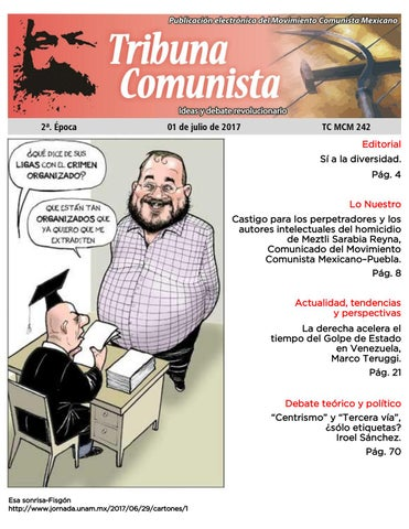 Tribuna Comunista Núm 242 By Tribuna Comunista Issuu