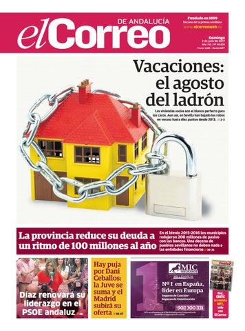 43a8e4dad9 02 07 2017 El Correo de Andalucía by EL CORREO DE ANDALUCÍA S.L. - issuu
