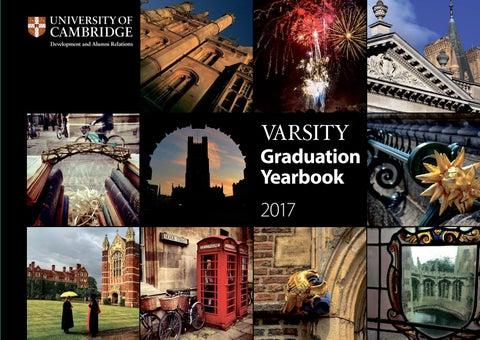 university of cambridge varsity