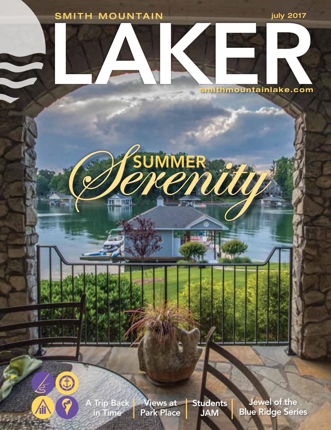 July 2017 Laker Magazine