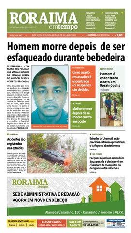 cd082cd1fc Jornal roraima em tempo – edição 667 by RoraimaEmTempo - issuu