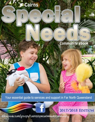 Cairns special needs community ebook 2017 2018 edition by heidi issuu page 1 fandeluxe Image collections