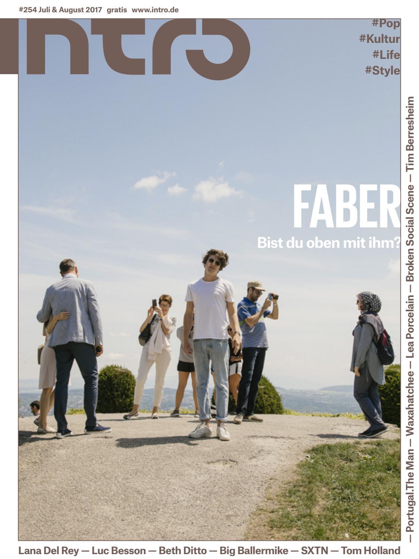 Intro #254 by Intro GmbH und Co. KG - issuu