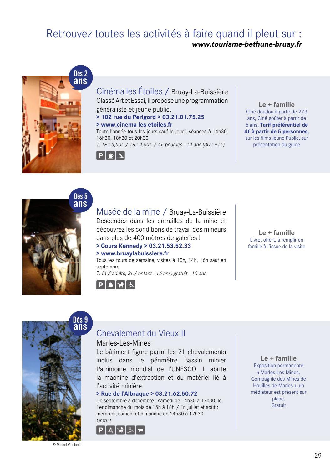 Guide Bb Spécial Famille 2017 By Béthune Bruay Bb Pour Les