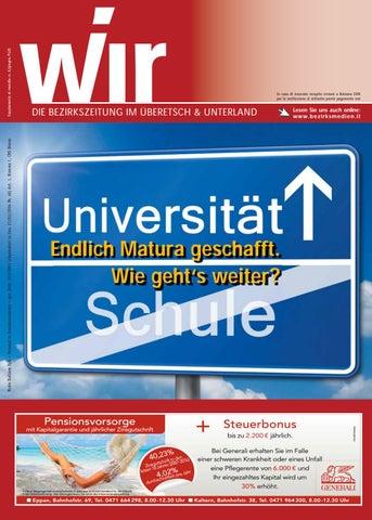WIR 07 vom 06/07/2017 by Bezirksmedien GmbH - issuu