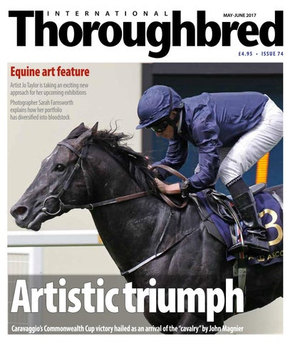 ITB  May June2017 by Thoroughbred Publishing - issuu 55317693b5ab3