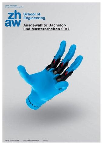 Beste masterarbeiten zhaw 2017 masterarbeiten deutsch als fremdsprache