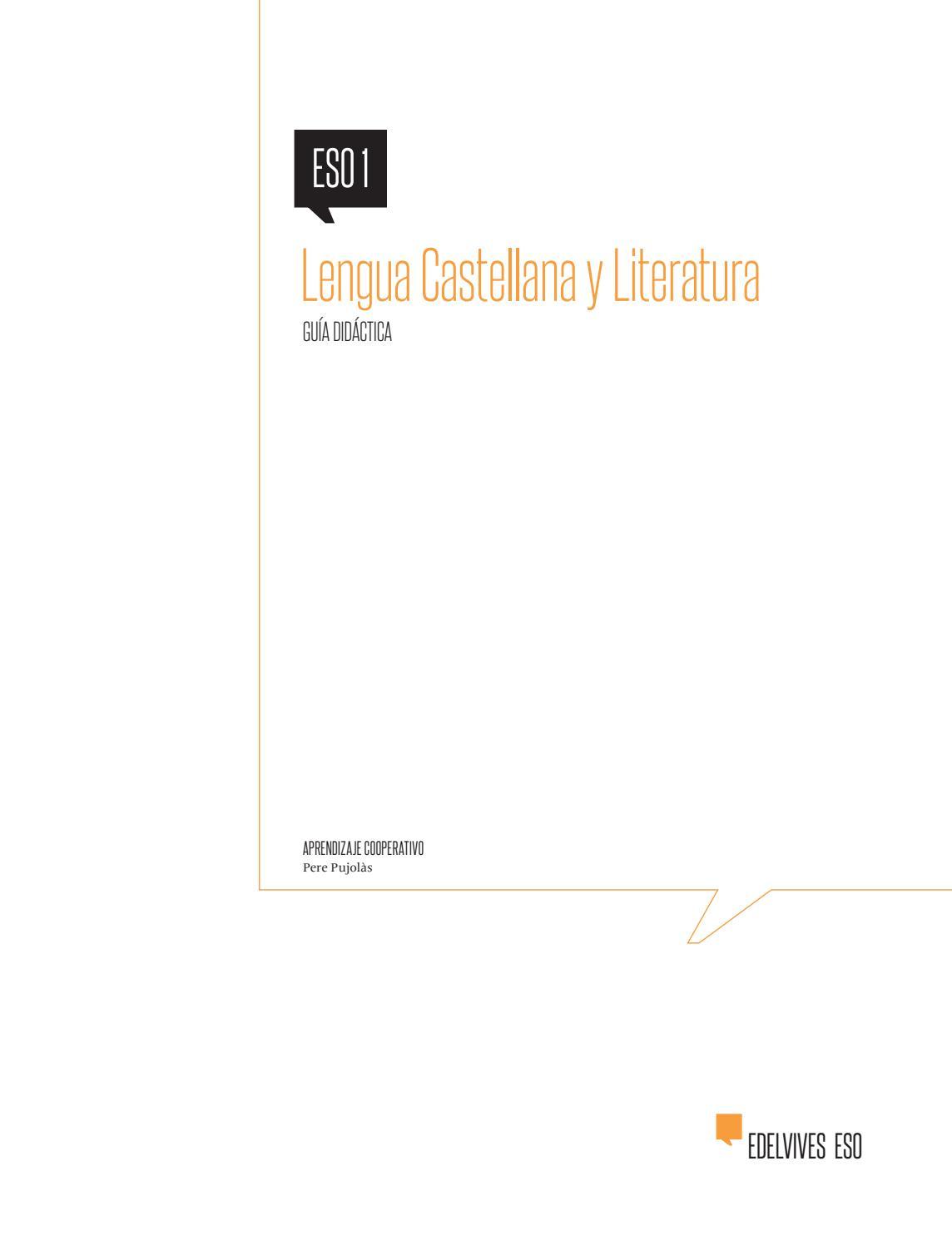 lengua literaturaa by Juan - issuu