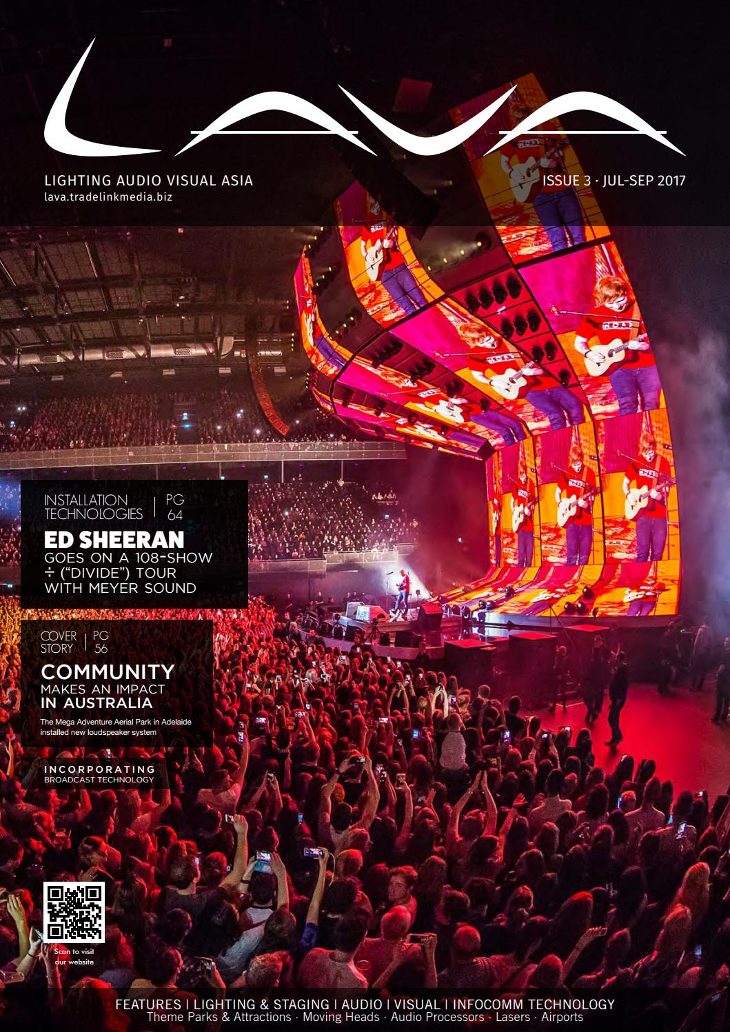 Lighting Audio Visual Asia Vol 3 2017 By Snap Circuits Sound And Light Combo Additional Photo Inside Page Issuu