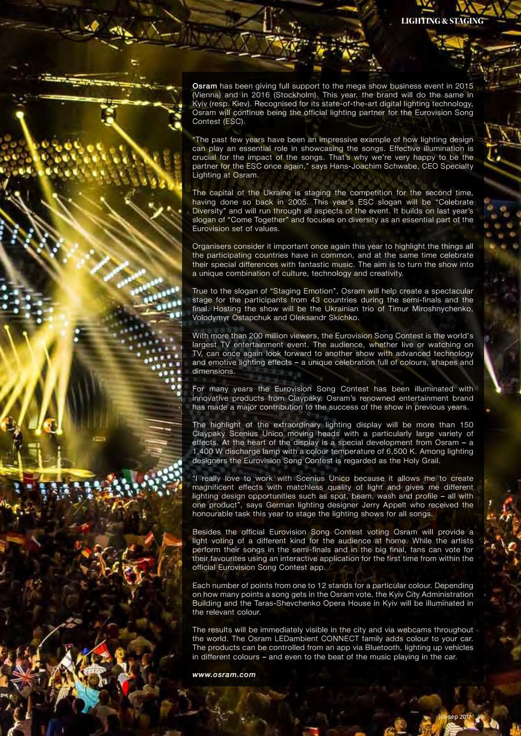 Lighting Audio Visual Asia : Vol. 3 / 2017 By Lighting Audio Visual Asia    Issuu