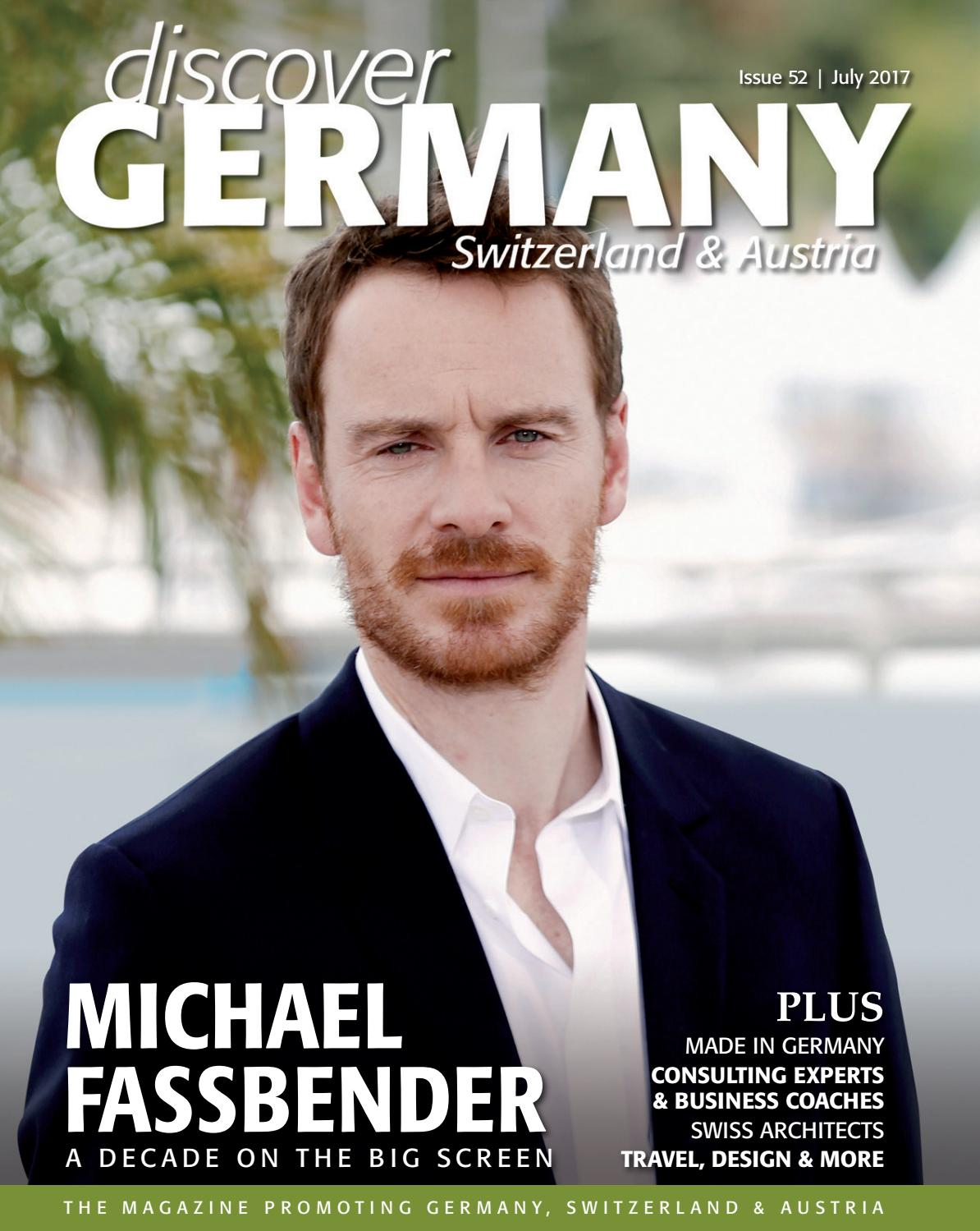 Discover Germany Issue 52 July 2017 By Scan Group Issuu