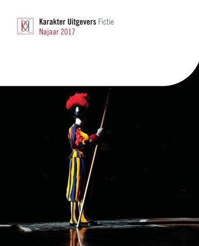 Afbeeldingsresultaat voor karakter uitgevers najaar 2017