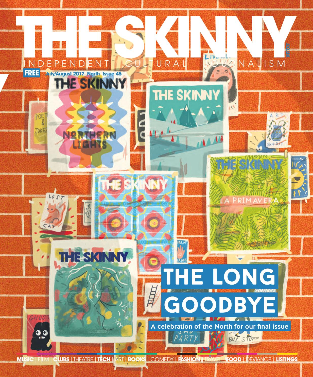 56202b9e5 The Skinny North July August 2017 by The Skinny - issuu