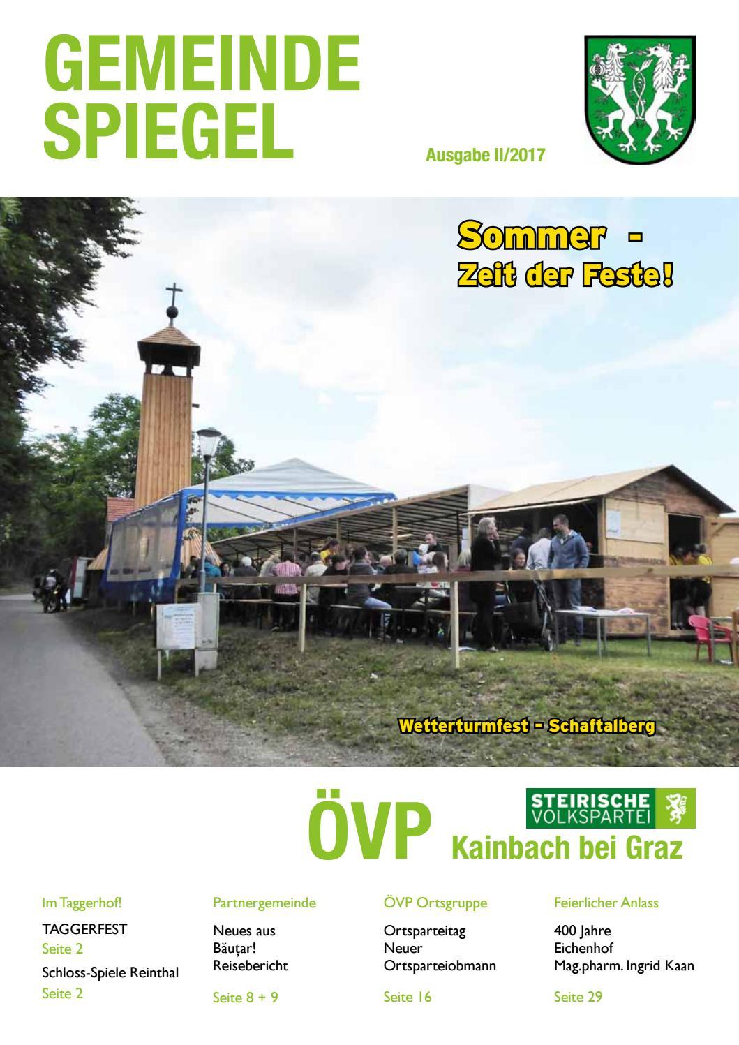 Kainbach bei Graz in Graz-Umgebung - Thema auf