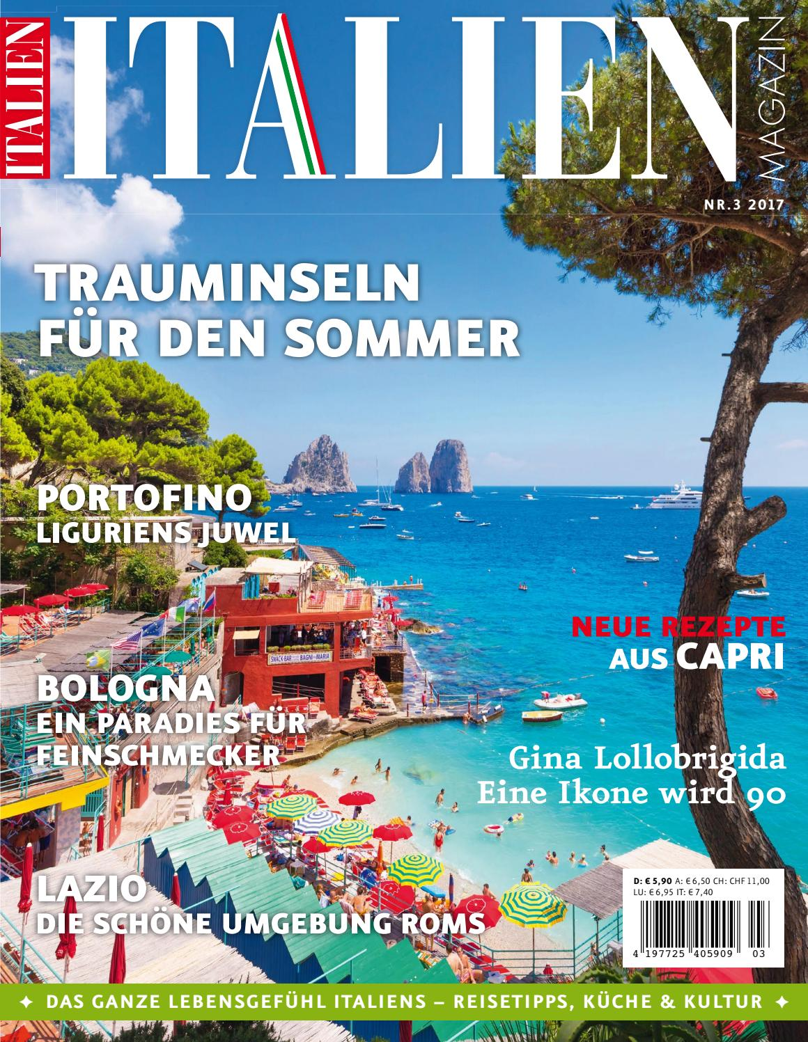 Italien Magazin 03 2017 by Credits Media - issuu