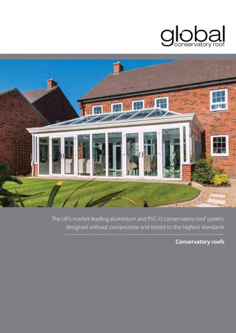 Global Conservatory Brochure By Made For Trade Issuu