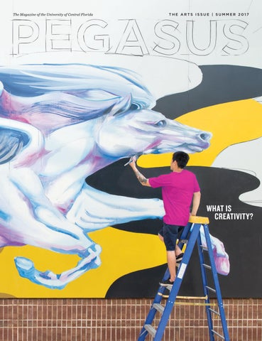 Pegasus Magazine Summer 2017 by University of Central ... on