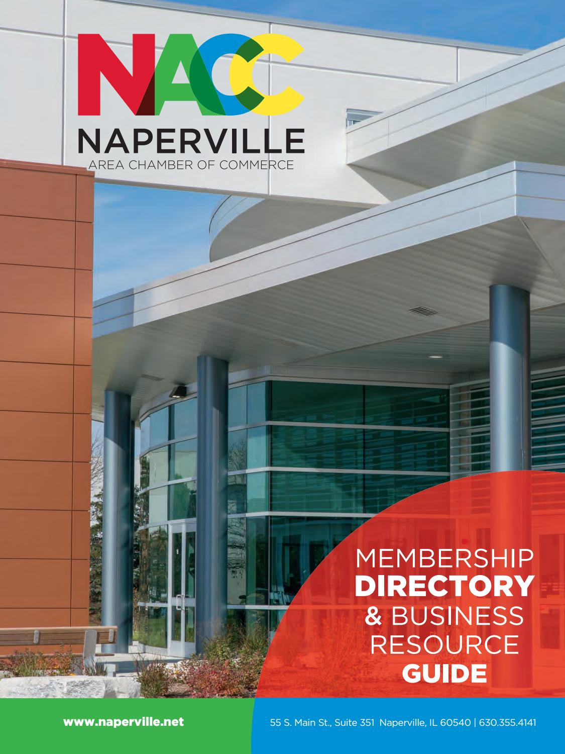 Naperville IL Chamber Guide 2017 by Town Square Publications, LLC - issuu