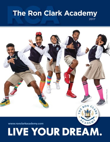 d5235a5868d0cc Ron Clark Academy Newsletter 2017 + Annual Report by The Ron Clark ...