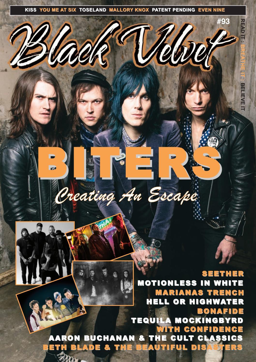 Black velvet issue 93 by black velvet magazine issuu kristyandbryce Choice Image