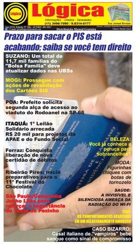 JORNAL LÓGICA JULHO 2017 - Ed 186 by fabiodoll - issuu 464be5e8ae