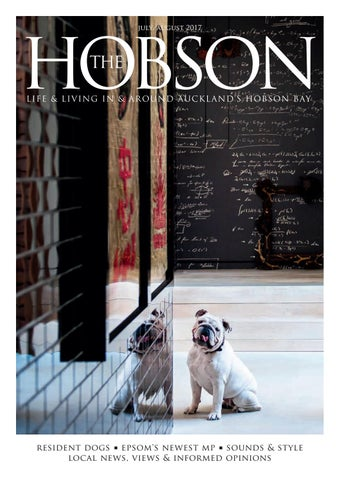 The Hobson July August 2017 By The Hobson Issuu