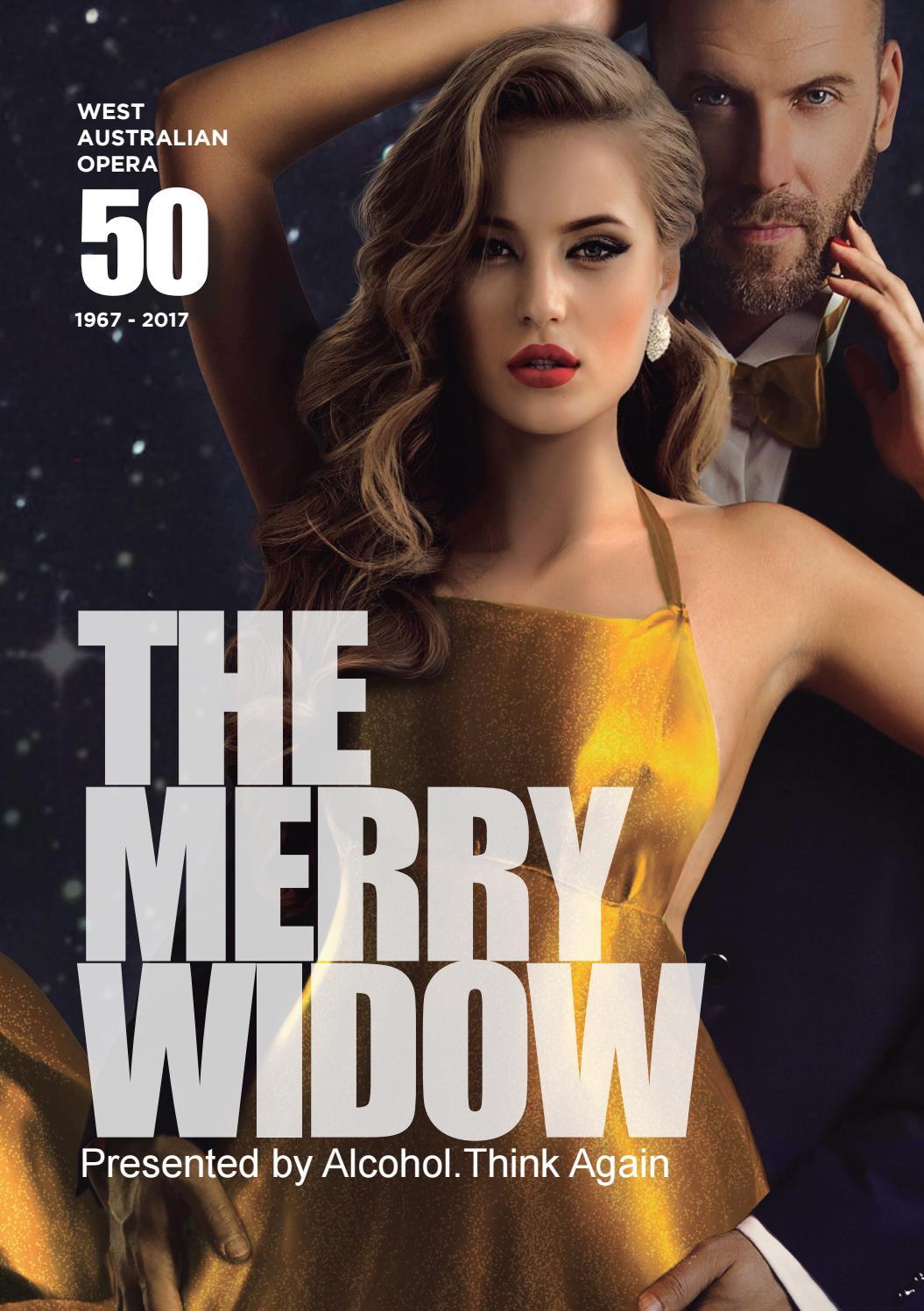 The Merry Widow Program by West Australian Opera - Issuu