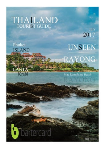 Thailand Tourist guide july 2017 by Bartercard Thailand - issuu