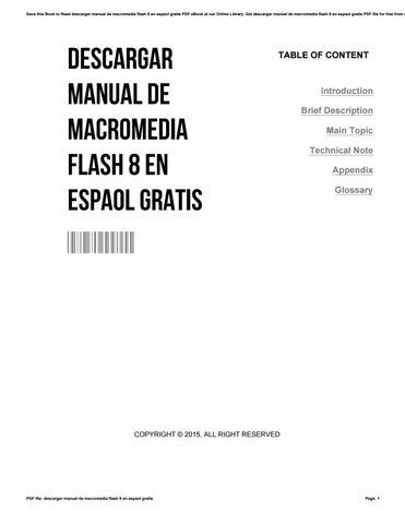 descargar manual de macromedia flash 8 en espaol gratis by rh issuu com manual de macromedia flash 8 aulaclic macromedia flash 8 lab manual