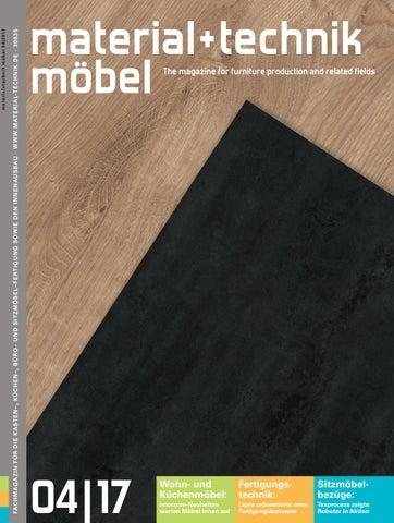Moebelmarkt 012017 By Verlag Matthias Ritthammer Gmbh Issuu