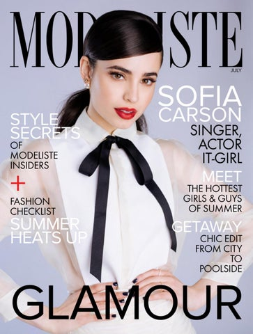 Magazine Issuu Modeliste By July 2017 UqgwgvzdK