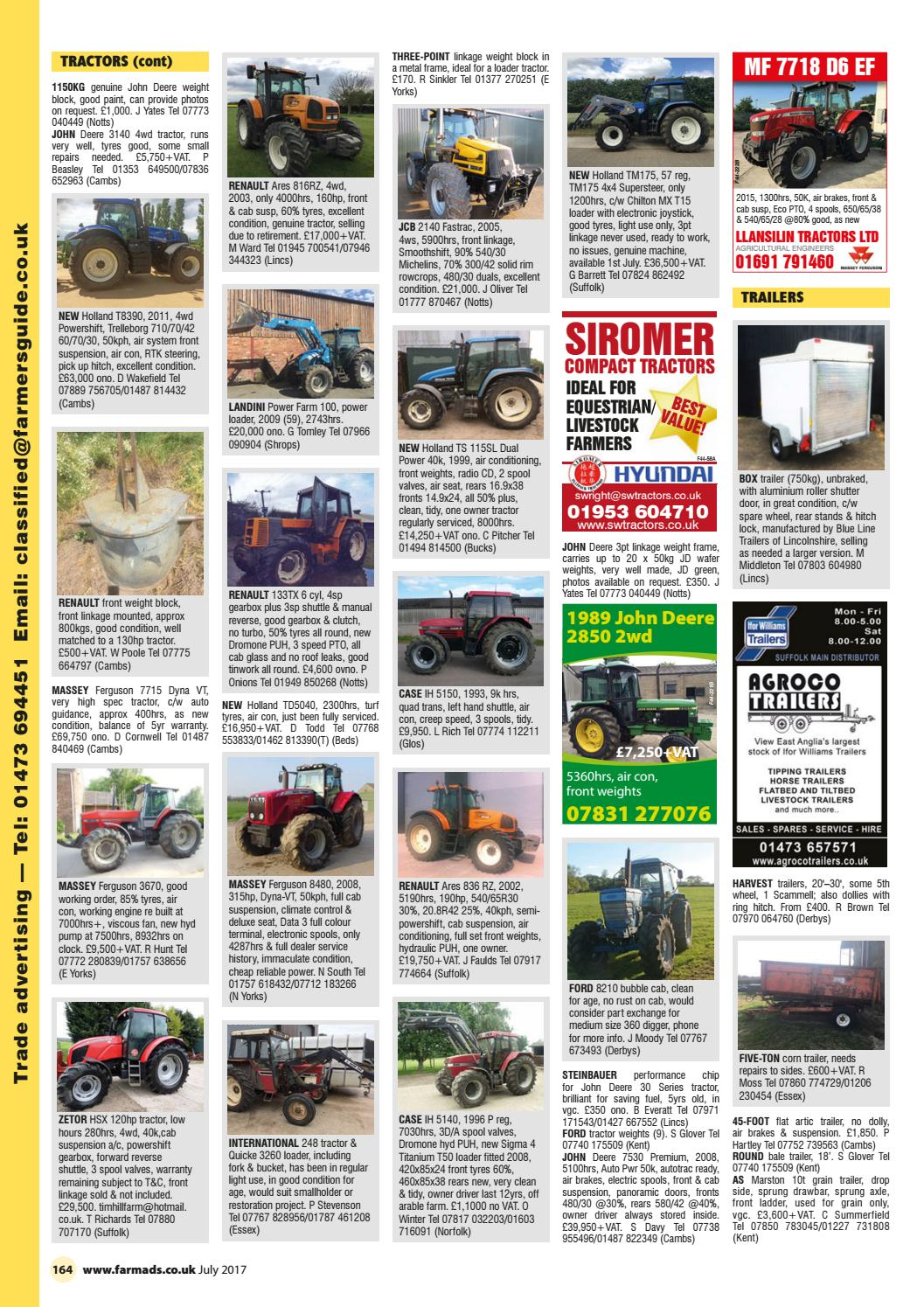 Farmers Guide July 2017 by Farmers Guide - issuu