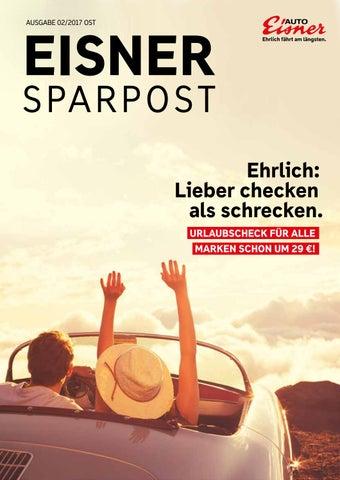 Eisner Auto Sparpost Region Ost 2 2017 By Eisner Auto Issuu