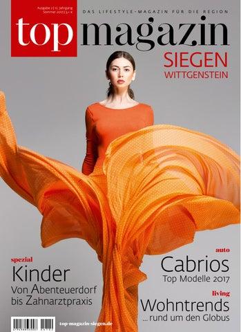 Top Magazin Siegen Wittgenstein Sommer 2017 By Top Magazin Issuu