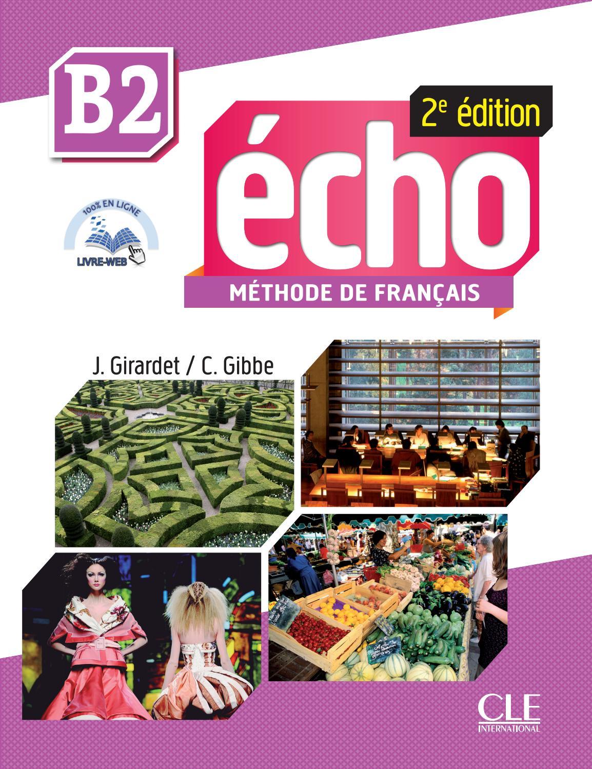 966f6e9bea2c Extrait d Echo B2 by CLE International - issuu