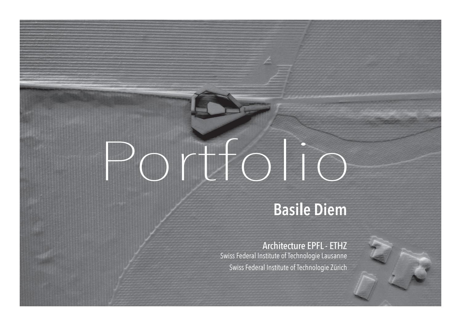 Blockzargentür portfolio basile diem by basile diem issuu