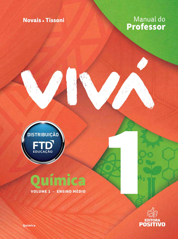 18fd2e8d84b0c Quimica1 by Editora FTD - issuu