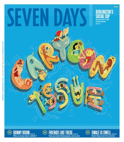 Seven days july 5 2017 by seven days issuu page 1 fandeluxe Images