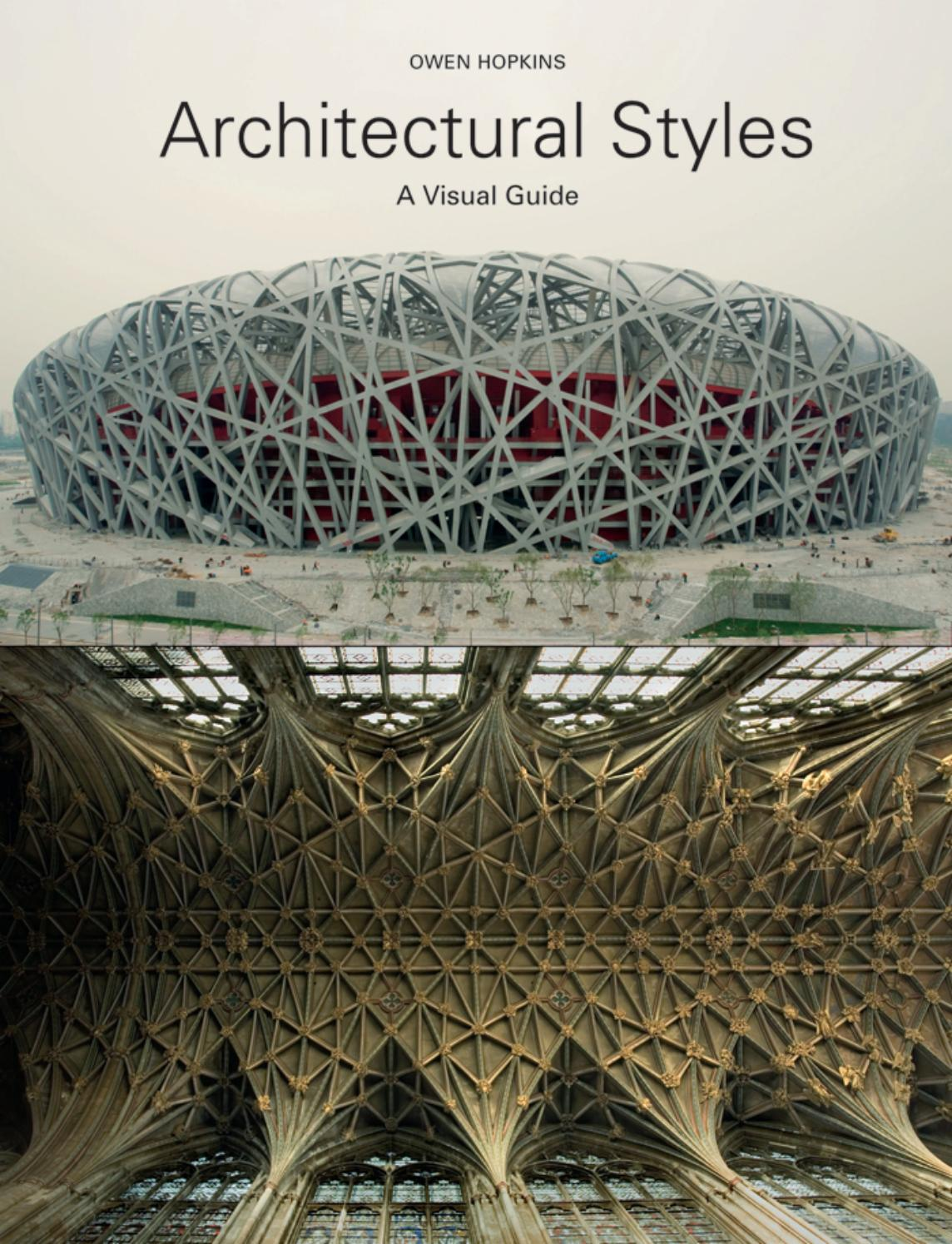Owen hopkins architectural styles a visual guide 2014 by thanhcn issuu