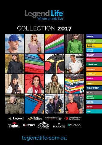 fcfa4c50c63 Legendlife Catalogue 2017 by Epicentre Trading - issuu
