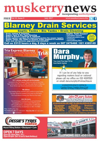 07b7f21a0 Muskerry news july 2017 by Muskerry News - issuu