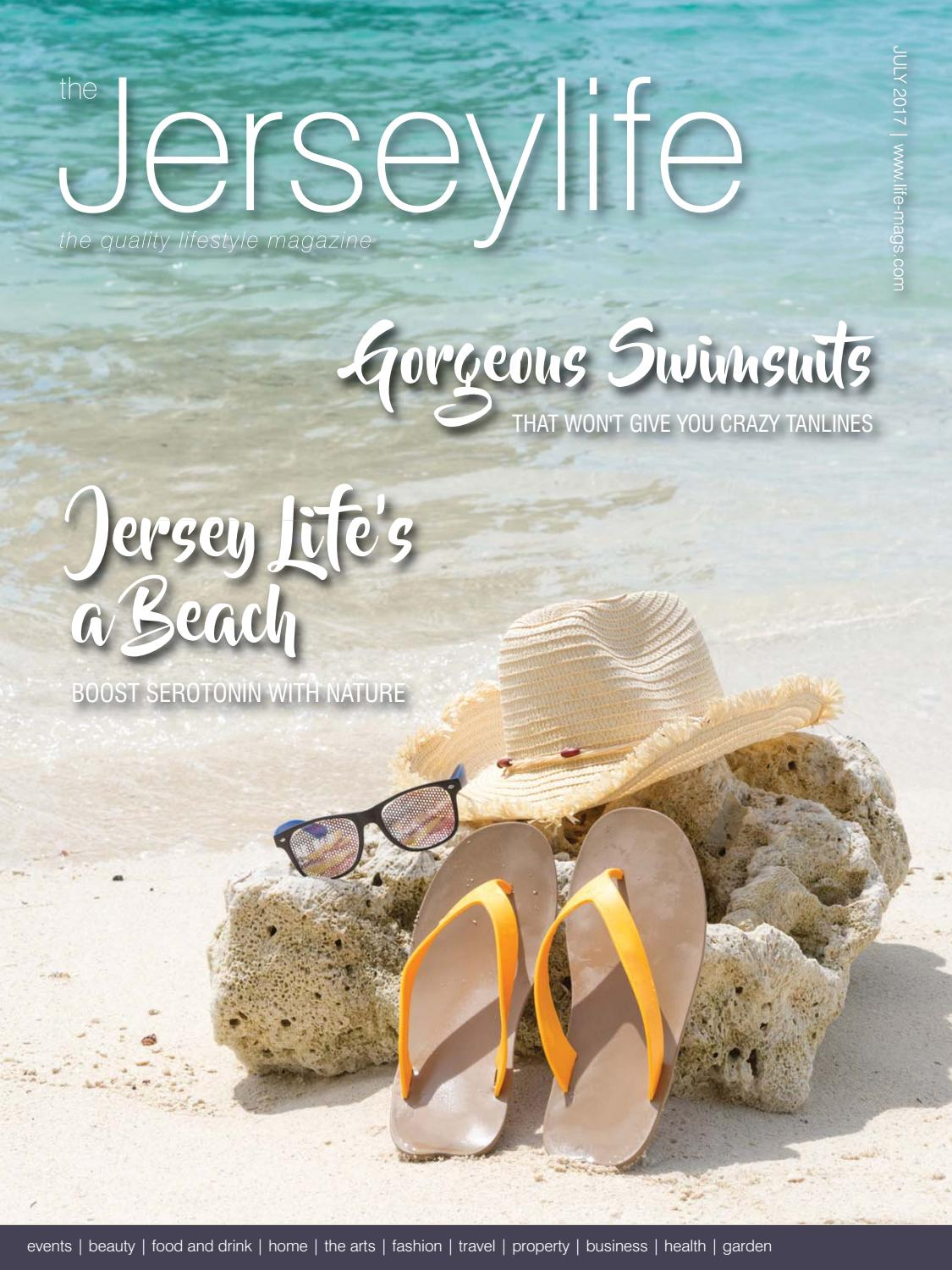 THE JERSEY LIFE - JULY ISSUE by The Jersey Life - issuu
