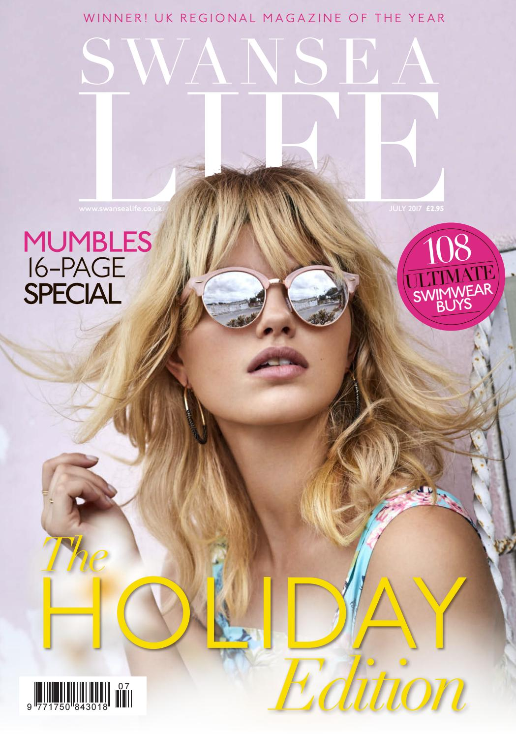 Swansea Life July 2017 By Issuu New Tony Moly Delight Tint Mini 15g Travel Size 02 Apple Red